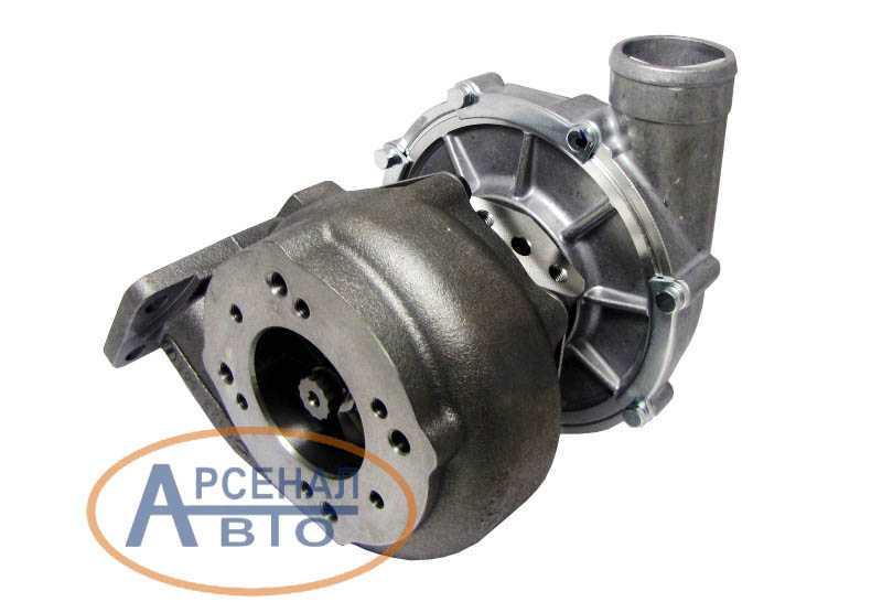 Турбокомпрессор К27-145-02 - фланец турбины